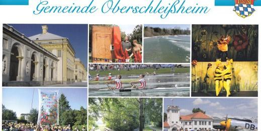 Erarbeitung und Design der Bürgerinformation Oberschleißheim