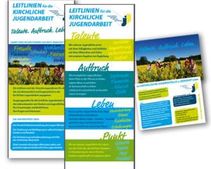 Grafikdesign-Flyer-Jugendstelle München-Laim