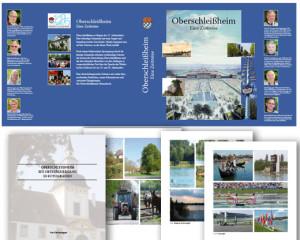 Grafikdesign, Satz: Bildband Oberschleißheim