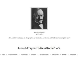 Arnold-Freymuth-Gesellschaft e.V., Hamm