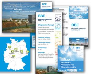Flyer-Grafikdesign: BBE Unterschleißheim