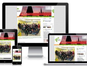 Webdesign CMS Typo3: BDKJ, München