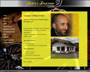 Bertls Bikeshop, Rottach-Egern