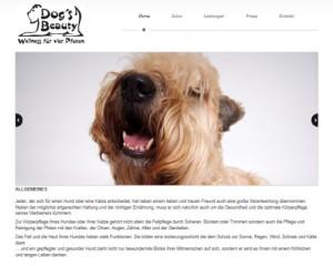 DOG'S BEAUTY – Wellness für vier Pfoten München