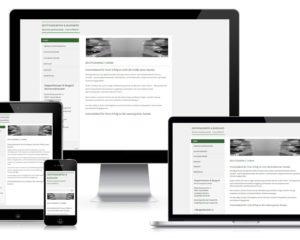 Website: RA Deppenkemper & Burgard, Hamm