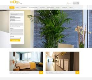 Neue Website für Ghotel Bonn von slius GmbH Oberschleißheim bei München