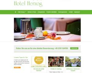 Hotel Herzog, Hamm