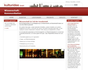 Kulturidee GmbH, Nürnberg