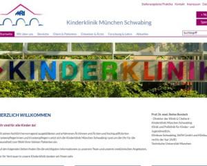 Kinderklinik und Poliklinik der TU München