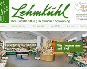 Buchhandlung Lehmkuhl, München