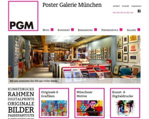 Poster Galerie, München
