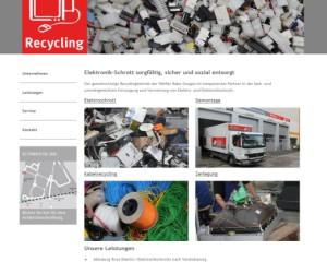 Weißer Rabe soziale Betriebe und Dienste GmbH Recycling, Aschheim – Dornach
