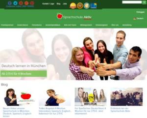 Sprachschule Aktiv