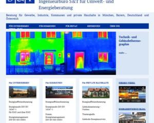 Ingenieurbüro S&T für Umwelt- und Energieberatung, Oberschleißheim
