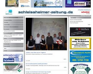 Schleißheimer Zeitung, Echinger Zeitung