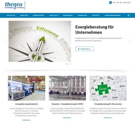 Neue Website für Energieberater