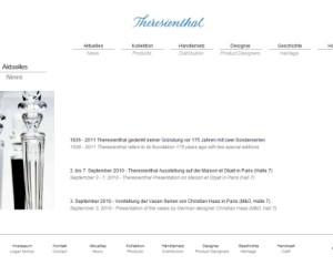 Kristallglasmanufaktur Theresienthal GmbH, Zwiesel
