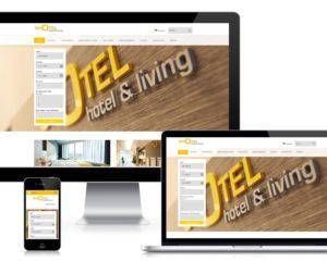 Neugestaltung Hotel-Website: GHOTEL, Bonn
