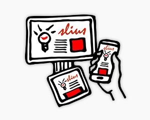 slius - responsive Webdesign München