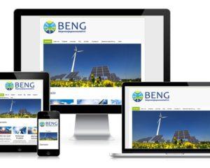 Webdesign: BENG, München