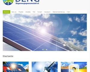 Bürgerenergiegenossenschaft BENG eG.