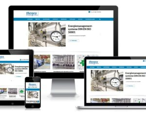 Neue Website: theneo, Traunstein