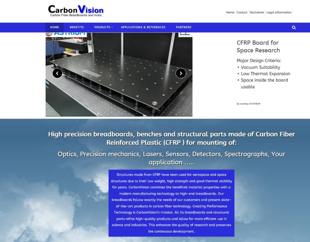 carbon vision