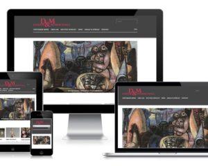 Website-Relaunch: Daxer Marschall, München