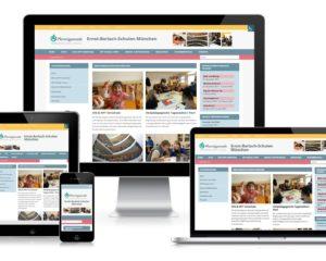 Neue Website: Ernst-Barlach-Schulen München